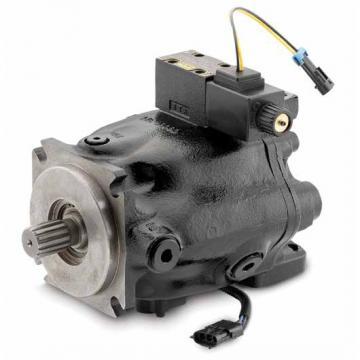 Hsu Hong Series Solenoid Cut-off Control 2-Pressure Cl-H_Type Piston Pump