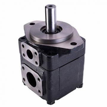 Buzile Bi-Rotational Hydraulic Gear Pump BGP20B646BYAL20-25BAL20-1 for Trucks Similar to Parker P20 Dowel Construction Type